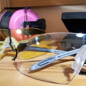 Protección visual y auditiva