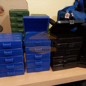 Cajas y accesorios